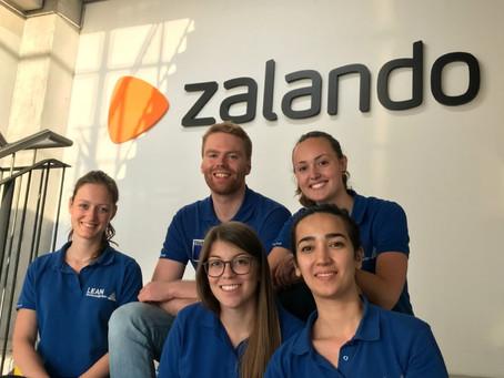 Werkstatteinsatz bei Zalando