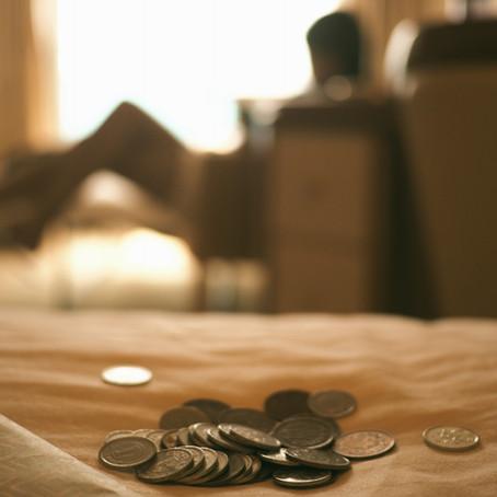Reconversion, que cache votre peur de manquer d'argent ?