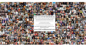 The tour for The COVID Memorial Wall starts next week in St. Louis