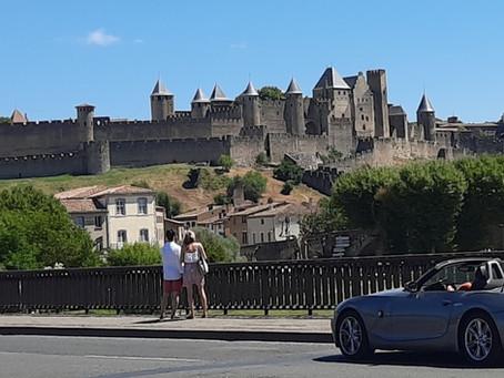Road trip : Sur la route des Châteaux Cathares, citadelles du vertige