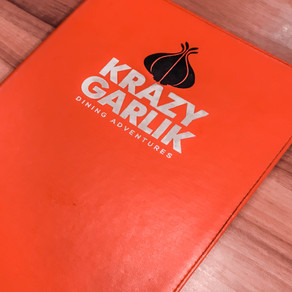Krazy Garlik Greenbelt 5 is your place to be if you are crazy for garlic