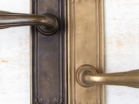 The History Behind the Hardware: Our Neoclassical Style French Pattern