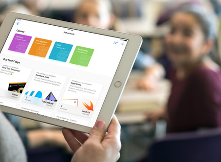 iPads for Learning Update