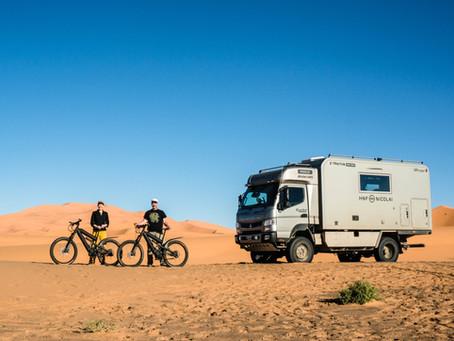 Die Kunst des Reisens - Ein Test Trip nach Marokko