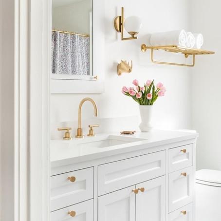 Declutter Your Bathroom-What to toss away.