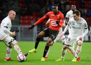 Rennes 2-0 DFCO : pas récompensés