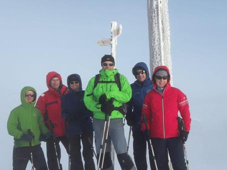 Schneeschuhtour Schönbüel 26. – 27. Januar 2019