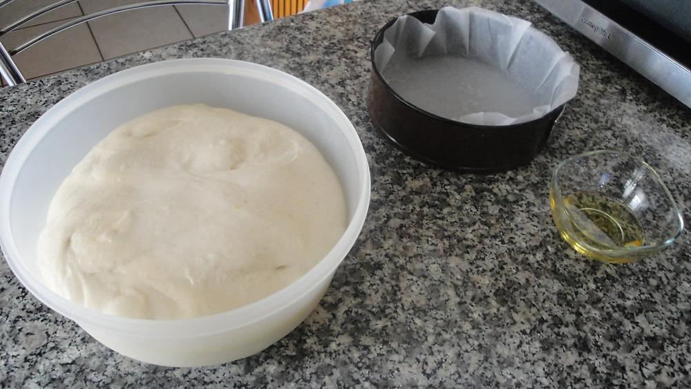 Άρτος για αρτοκλασία με φυσικό προζύμι