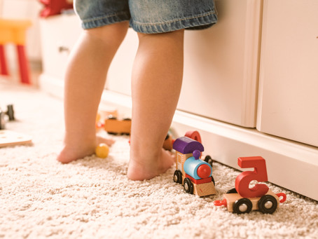 Planning the Perfect Playroom