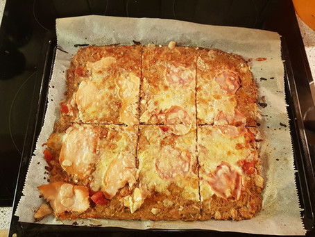Low carb - Pizza