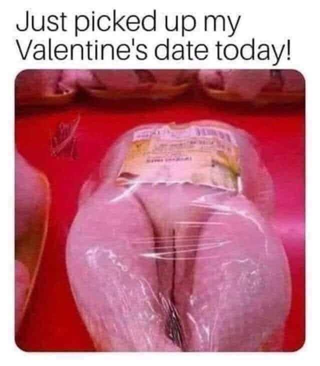 Funny Valentine's Day Memes