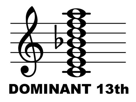 Why dominant 13th chords are on the rise...