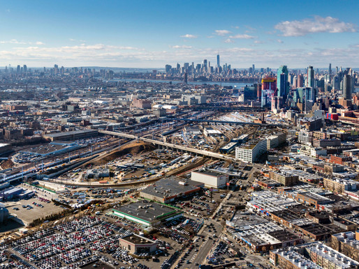City releases Sunnyside Yard Master Plan promising new public transit,100% affordable housing