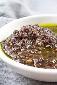 Dark Opal Basil and Sunflower Seed Pesto Recipe