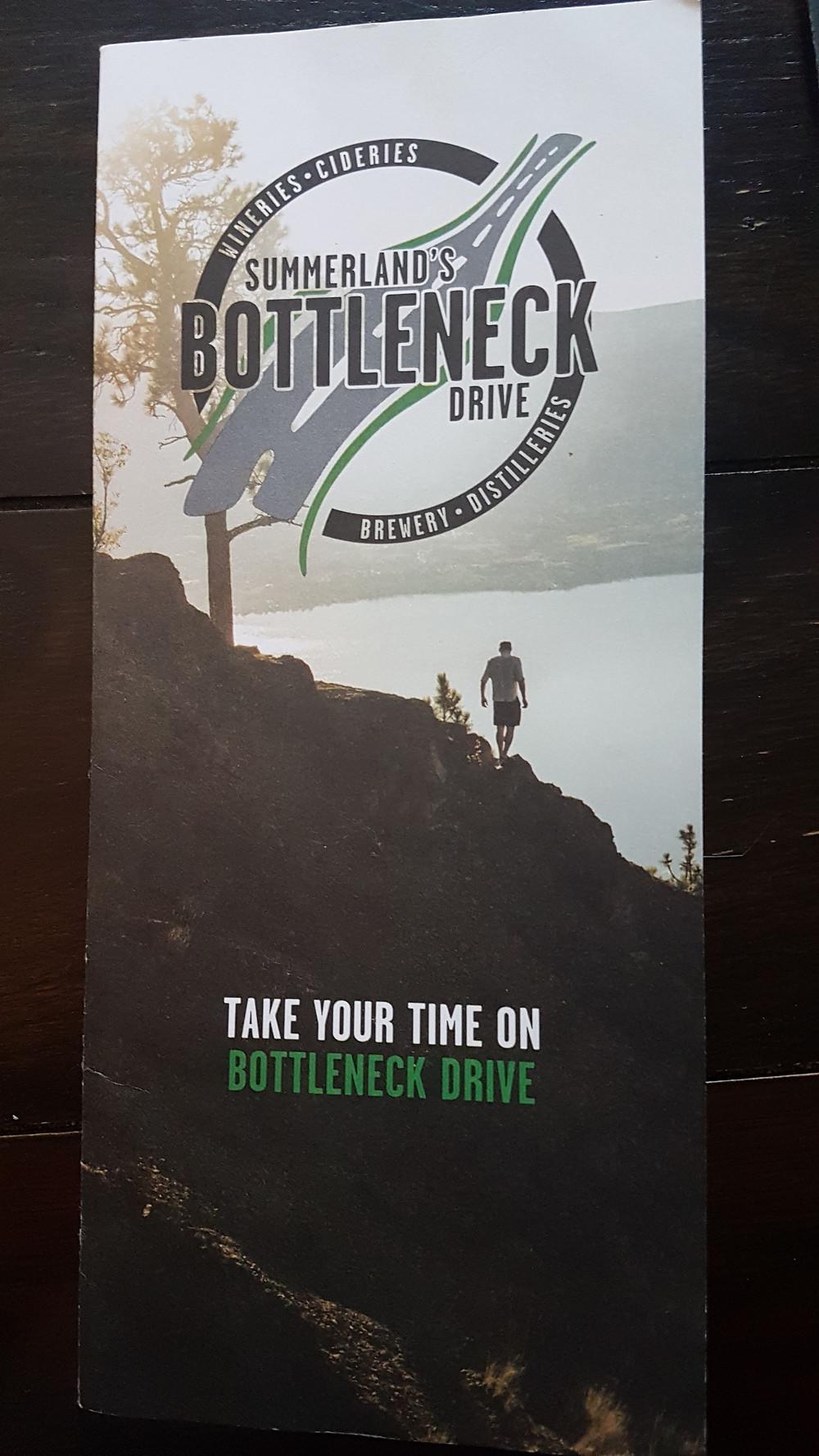 Bottleneck Drive, Summerland BC, Canada