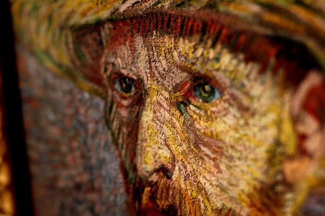 Van Gogh triste