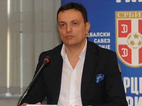 Jovan Šurbatović (generalni sekretar FSS): 'Menjaćemo kulturu navijanja u Srbiji'