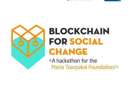 Coming up soon! Blockchain for Social Change
