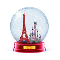 Rumbo a Disneyland París