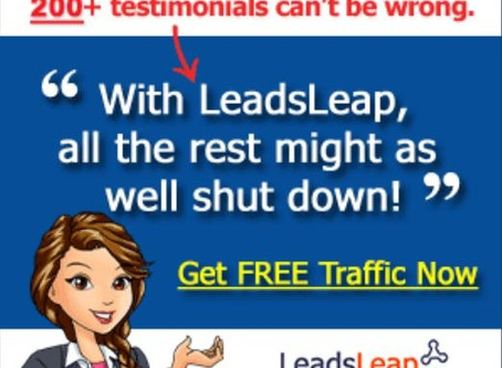 LeadsLeap - Lead Generation System