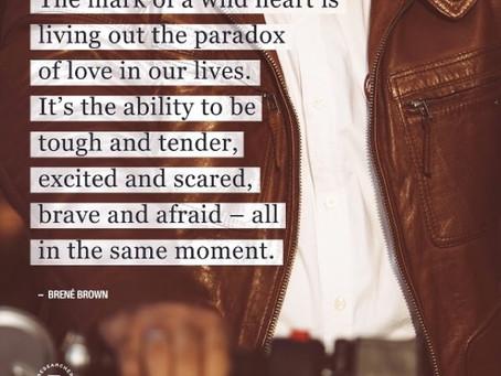 Words of wisdom from Brené Brown