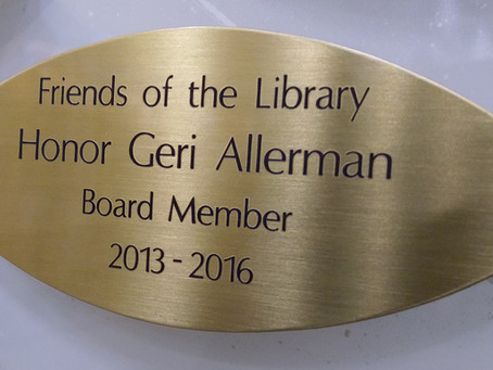 Geri Allerman tribute