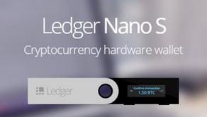 """🔐""""Ledger Nano s"""" Pensez à Sécuriser vos Cryptos avec un Hardware wallet 🔐"""
