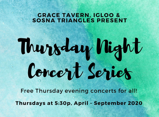 Triangle Thursday Concerts