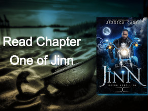 Jinn - Chapter One