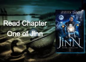 Jinn - Chapter One