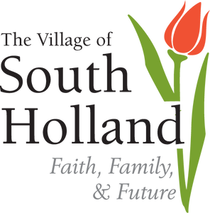 village of south holland logo