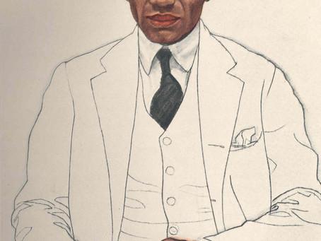 Gay dean of the Harlem Renaissance