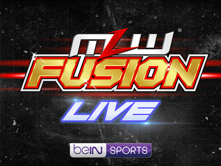 MLW FUSION Preview: A DOUBLE Main Event Tonight At 7pm ET
