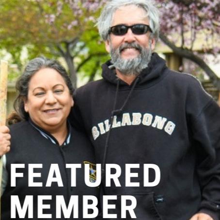 Featured Member - Hugh Marquez