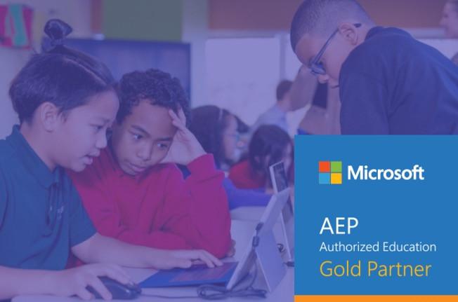 JourneyTEAM Authorized Microsoft Education Partner (AEP)