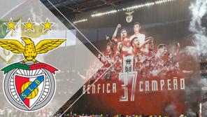 Antevisão Moreirense x SL Benfica