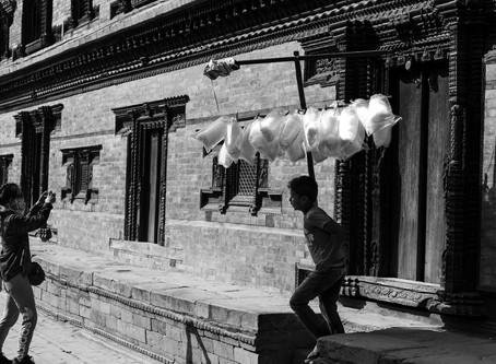 A walk though UNESCO World Heritage Site, Bhaktapur Durbar Square, Nepal