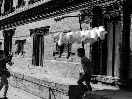 A walk though UNESCO World Heritage Site, Bhaktapur Durbar Square, Nepal
