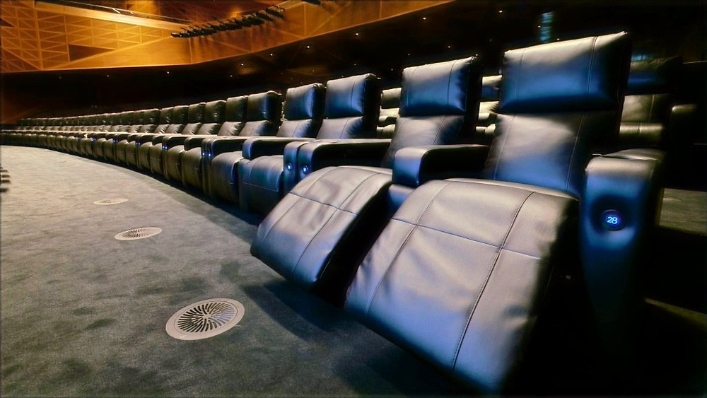 AMC Cinemas in the kingdom of Saudi Arabia