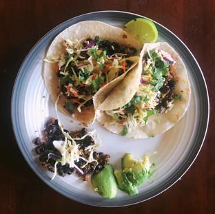 Black Bean Taco Tuesday