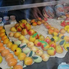 La fruta de Martorana, el dulce típico siciliano. ¿Qué es y cómo se hacen?
