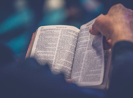 In the age of Kindle and Audible, the Bible remains an interesting outlier!