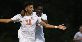 Freshman Dubron Scores Golden Goal to Lift Panthers in OT