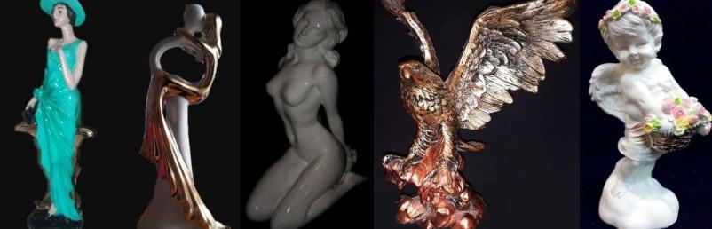Статуэтки, фигурки, сувениры