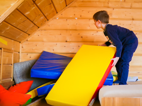 Школа-парк: риски детей