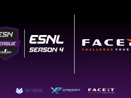 ESNL x FACEIT League System