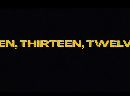 Ten, Thirteen, Twelve short film review