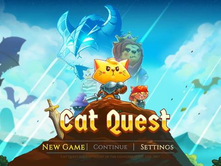 Review: Cat Quest