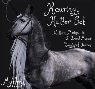 *~Mythril~* Keuring Halter Set