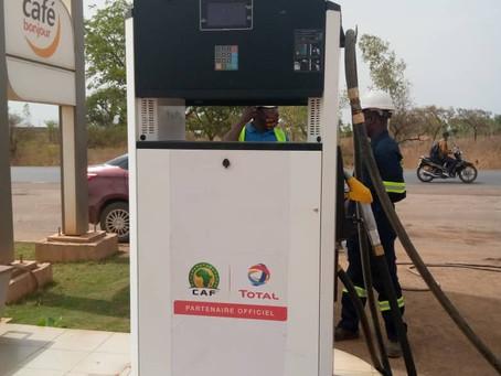 Approvisionnement, Installation & Maintenance des Stations de Services en Afrique de l'Ouest.